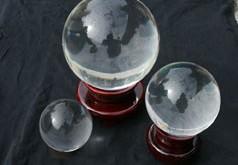 Vraag het aan de kristallen bol