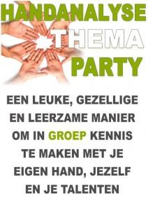 Handanalyse party