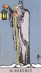 IX - De Kluizenaar