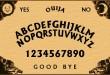 Ouija Bord of glaasje draaien