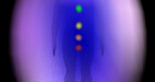 Aura kleur : Paars - Violet - indigo