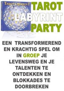 Tarotlabyrint party