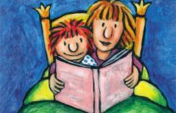 Het belang van voorlezen aan baby