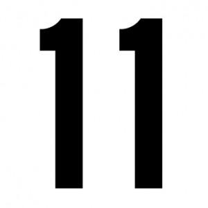 De betekenis van 11-11-11
