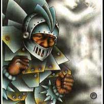 Ridder van wolken - Vechten