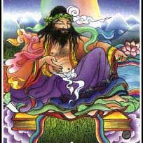 Heer van regenbogen - Overvloed