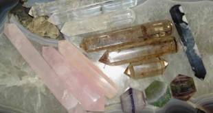 Gebruik van Kristallen massagestaven