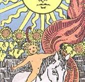 XIX - De zon