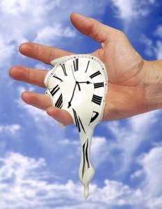 De tijd van Verandering: Als alles verandert...