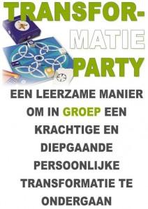 Transformatie party