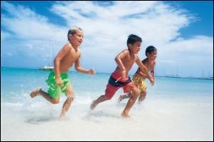 Hooggevoelige kinderen en vakantie.